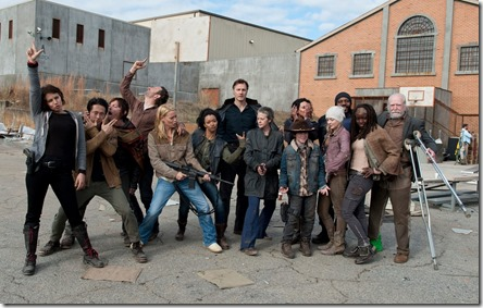 walking dead tercera temporada